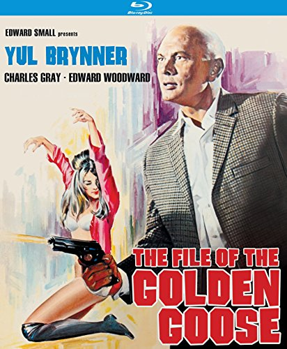 The File of the Golden Goose (1969) [Blu-ray]