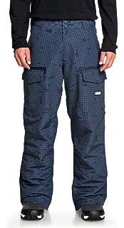 DC Mens Code 15k Water Proof Snow Pants DC Young Men/'s Snow EDYTP03026
