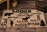 Cabin Life Lodge Kitchen/Bath Rug – Wilderness Decor Review