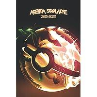 Agenda Scolaire 2021-2022: Pokémon