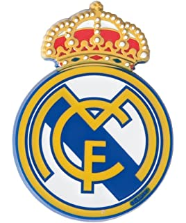 Gemelolandia Parche Termoadhesivo Real Madrid 6,5x5cm: Amazon.es ...