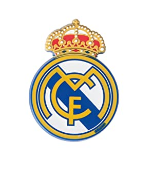 Sumex rma1936 emblema escudo real madrid 40x55 mm amazon sumex rma1936 emblema escudo real madrid 40x55 mm thecheapjerseys Image collections