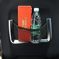 ABS cromo interior asiento en la parte trasera