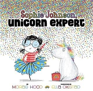 Book Cover: Sophie Johnson, Unicorn Expert