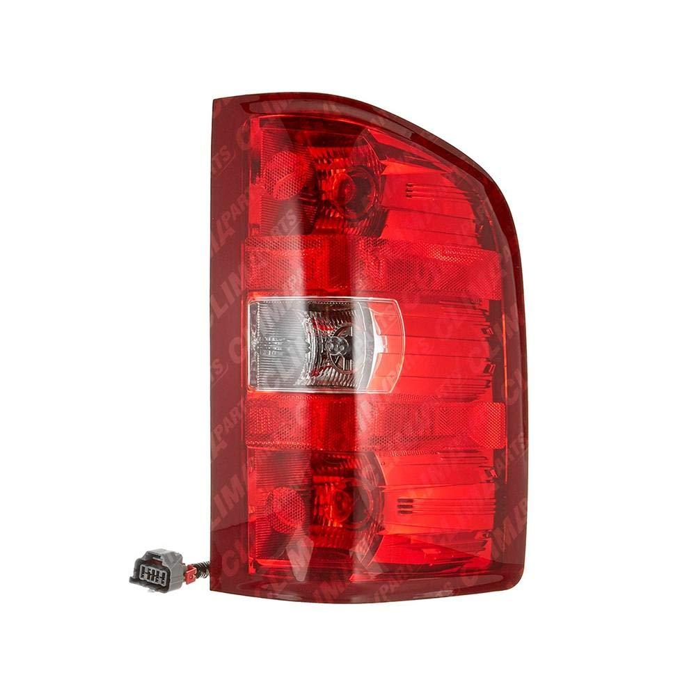 TYC 11-6221-90-1 Chevrolet Right Replacement Tail Lamp