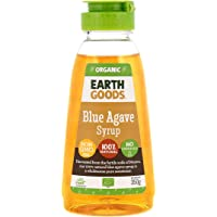 Earth Goods Organic Blue Agave Syrup, 350 gm