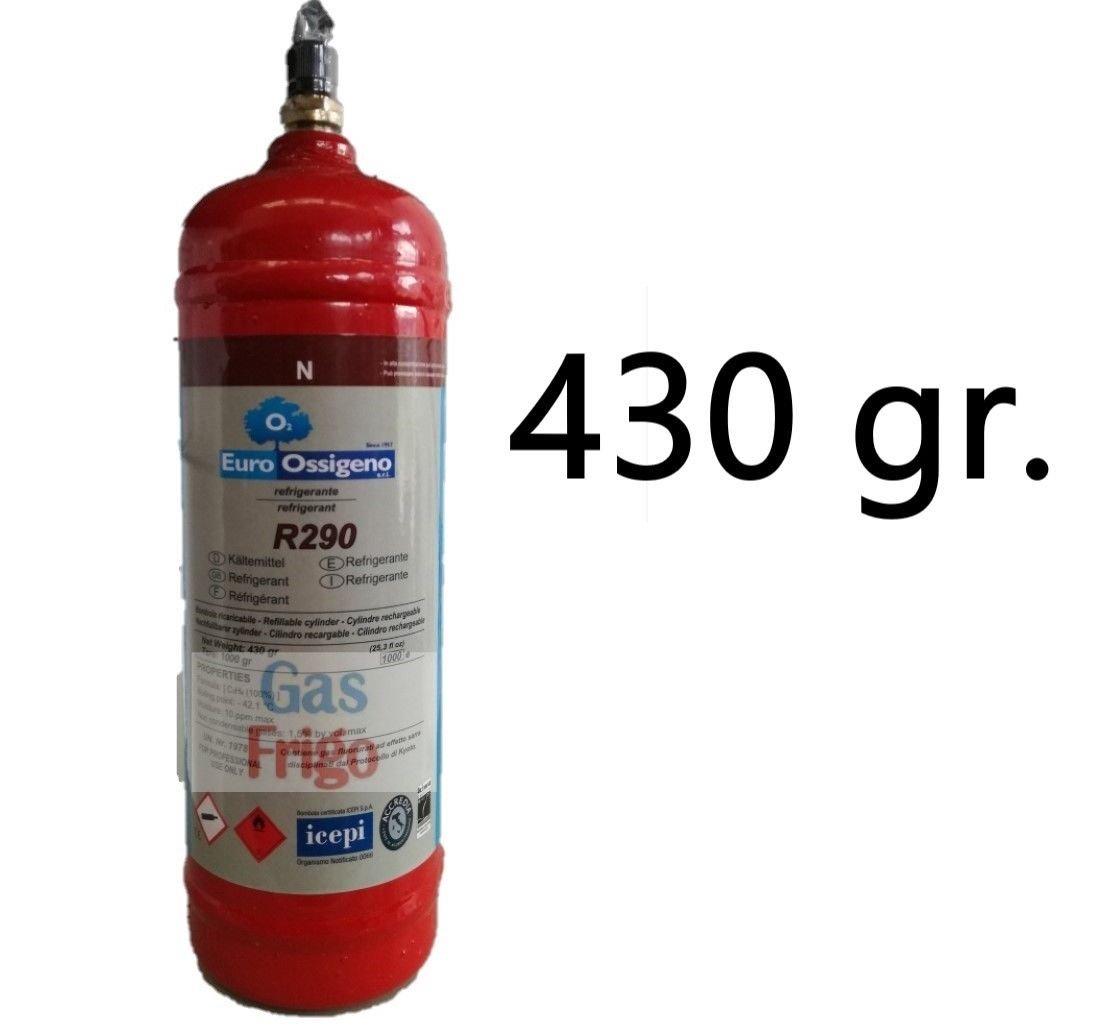 gas refrigerante R 290 para refrigeradores, deshumidificadores ...