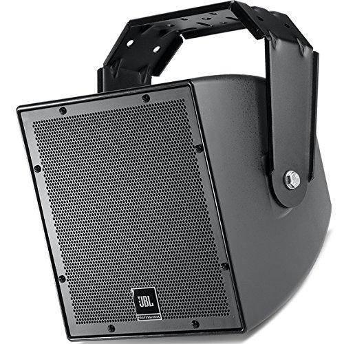 (JBL AWC82-BK | Compact Two Way Coaxial Loudspeaker Black Each )