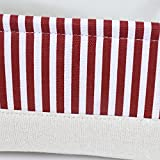 TcaFmac Fabric Storage Baskets, Decorative