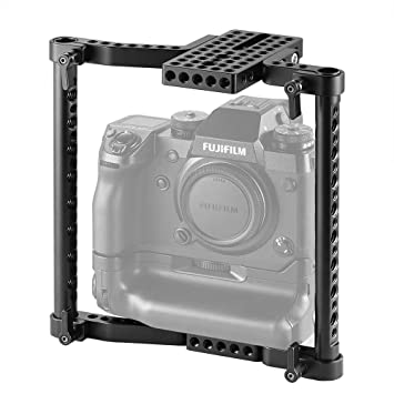 SMALLRIG Professional Camera Cage for Canon, for Nikon, for Sony, for  Panasonic GH3/GH4 with Battery Grip-1750