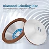 Yosooo 120 Grit 100mm Cup Shape Diamond Grinding