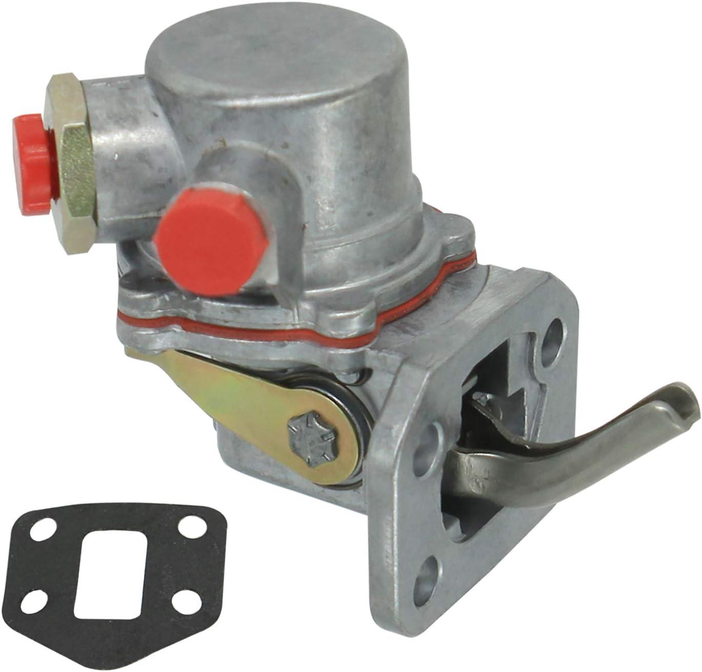 Fuel Pump ULPK0034 4224451M91 3637322M91 Fit For Perkins Perkins 1000 Series 1004.4 HFP664 Engine 1004-4 1004-4T 1004G 1004-40 JCB Backhoe Loader 2CX 210 212 3CX 4CX 5CX 214 217 216 1400B