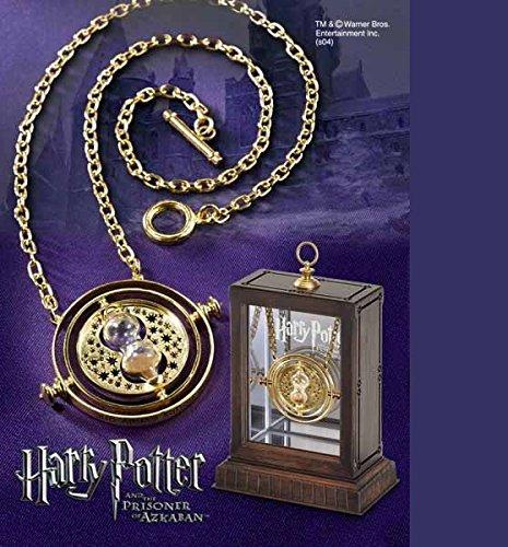 Collana e Ciondolo Harry Potter Giratempo Hermione Granger Time Turner Originale