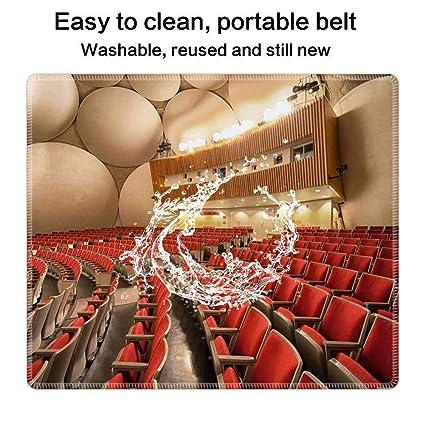 Amazon com : Mouse Pad Rectangle Mouse Pad Auditorium Seats