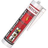 Vitcas - Sellador resistente al calor 1300 °C - 310 ml