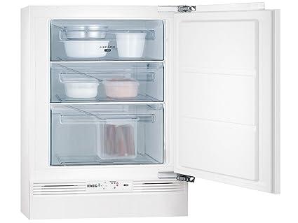 Aeg Kühlschrank Ohne Gefrierfach Unterbaufähig : Aeg agn f unterbau gefrierschrank amazon elektro großgeräte