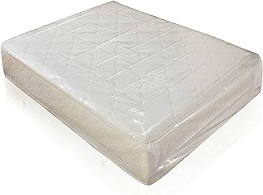 Amazon Com Mattress Bags For Moving Mattress Bag 4 Mil Thick