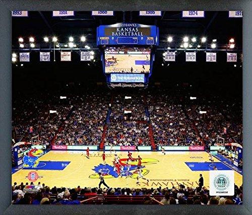 (NCAA Allen Fieldhouse Kansas Jayhawks Photo (Size: 17