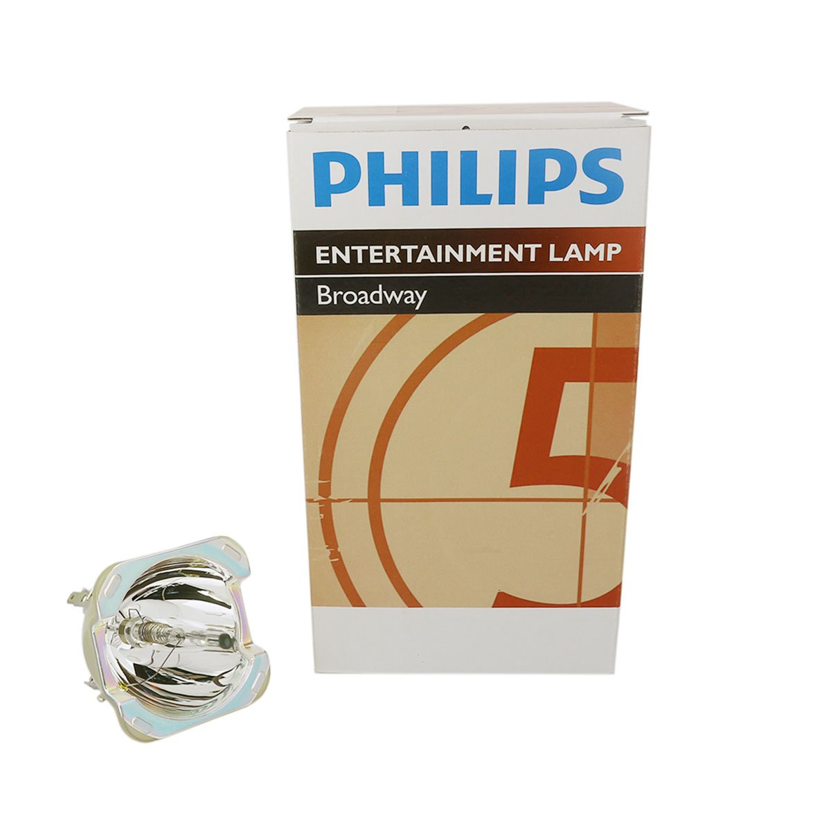 Philips MSD Platinum 16 R 330W 1.3 AC Lamp for Touring/Stage Lighting