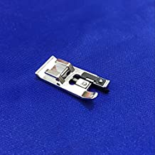 YEQIN Overlock Overcast Sewing Machine Presser Foot - Fits All Low Shank Snap-On Singer, Brother, Babylock, Euro-Pro, Janome, Kenmore, White, Juki, New Home, Simplicity, Elna and More!