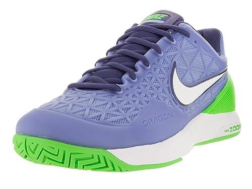 8edbb09b6e01 Nike Womens NikeCourt Zoom Cage 2 Tennis Shoe 705260-413 (11.5 ...
