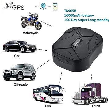 Hangang GPS Tracker TK905B Localizador GPS Coche 150 ...