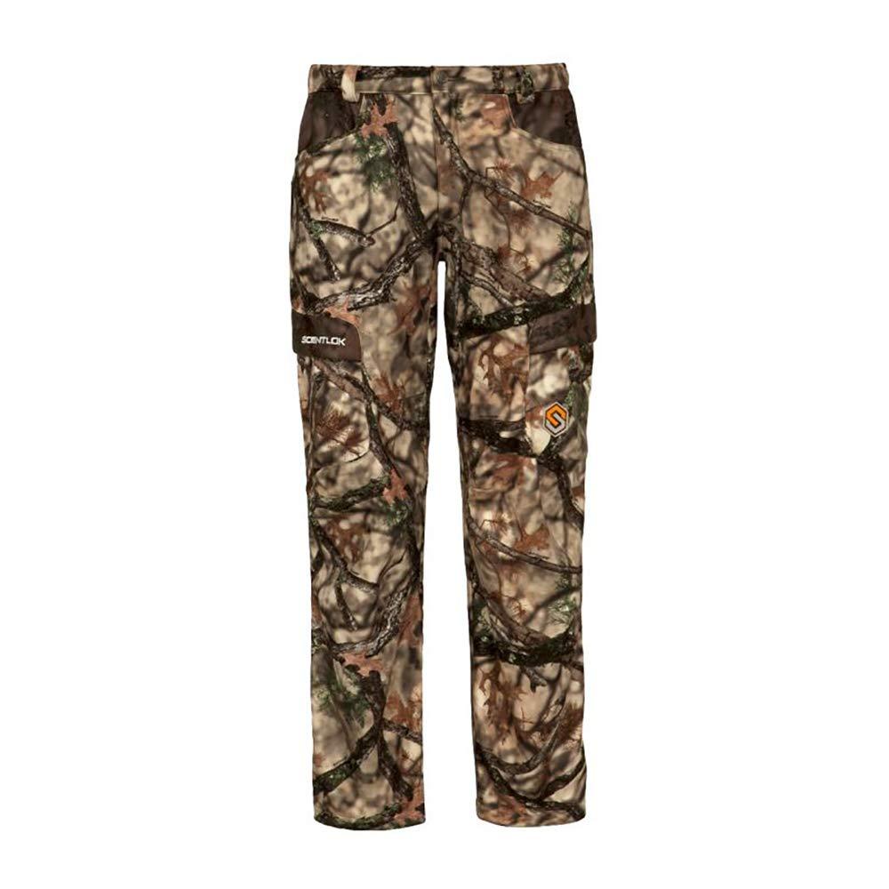 ScentLok Men's Full Season TAKTIX Hunting Pants (Lost Camo XD, XX-Large) by ScentLok