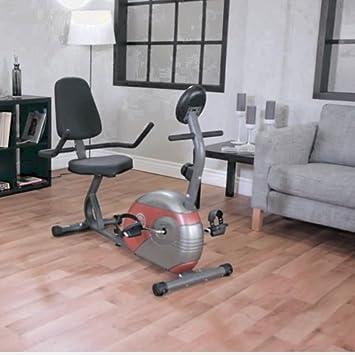Interior Ejercicio Bicicleta entrenador bicicleta Pedal Exerciser ...