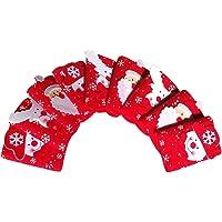 STOBOK 8 unids Navidad Vacaciones Silla Pata Cubre