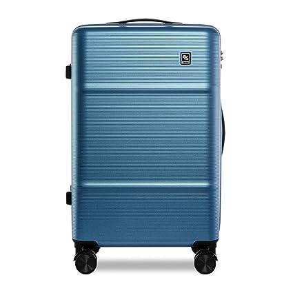 ea58354024cd Amazon.com : GJF Hard Trolley Case, Universal Wheel Suitcase, TSA ...