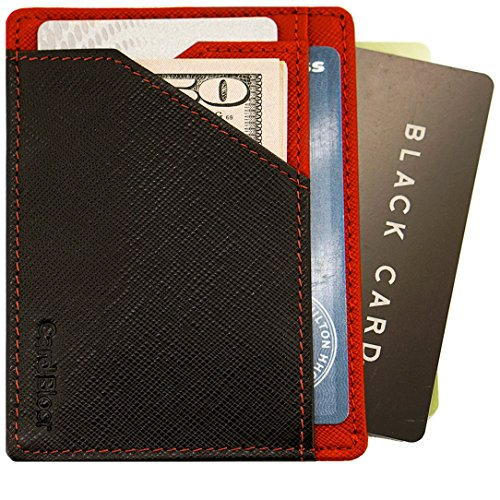 Card Blocr Best Front Pocket Wallet 2018 | Slim RFID Blocking Minimalist Wallet