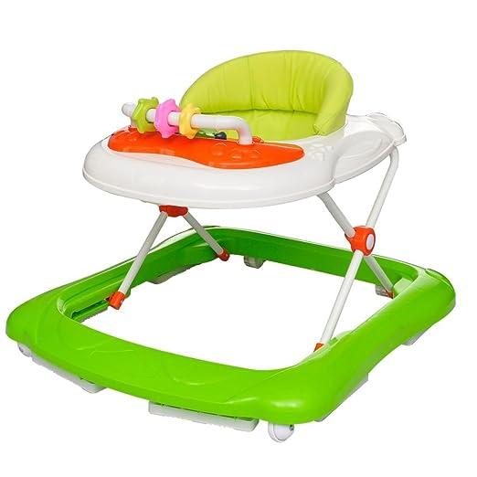 vidaXL Andador verde para bebé durable Correpasillos: Amazon.es: Hogar