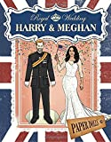 img - for Royal Wedding: Harry & Meghan Paper Dolls book / textbook / text book