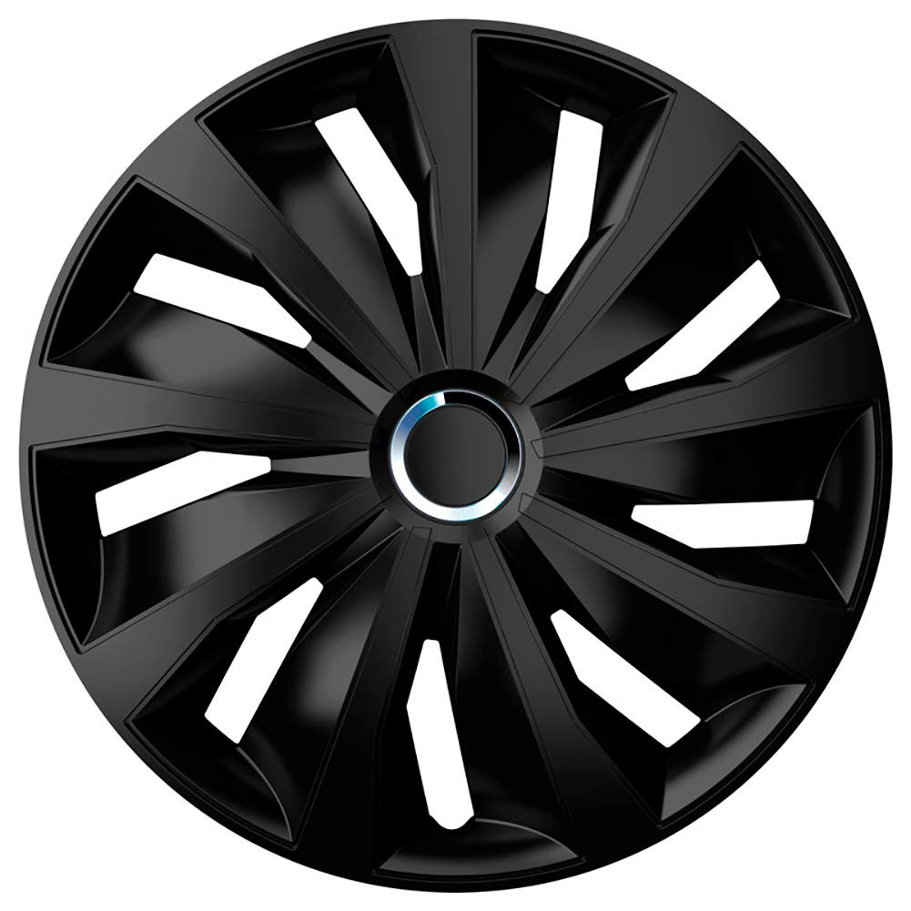 Set wheel covers Grip Pro 13-inch black
