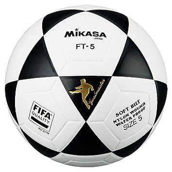 ac4e8e40cb30c Mikasa FT5 Balón de fútbol