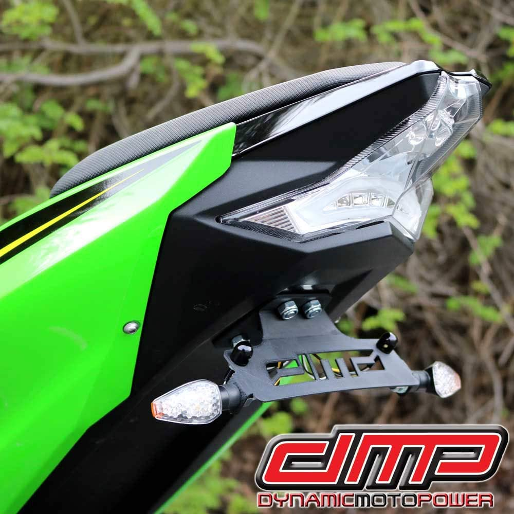 MADE IN THE USA DMP Kawasaki Ninja 400 Z400 Z 400 2018 2019 2020 Complete Fender Eliminator 675-4150