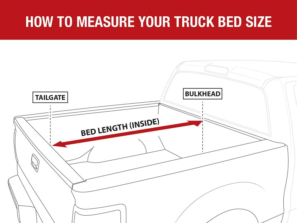 Ford F 150 Truck Bed Dimensions >> Maxmate Soft Roll Up Truck Bed Tonneau Cover For 2015 2020 Ford F 150 Styleside 6 5 Bed