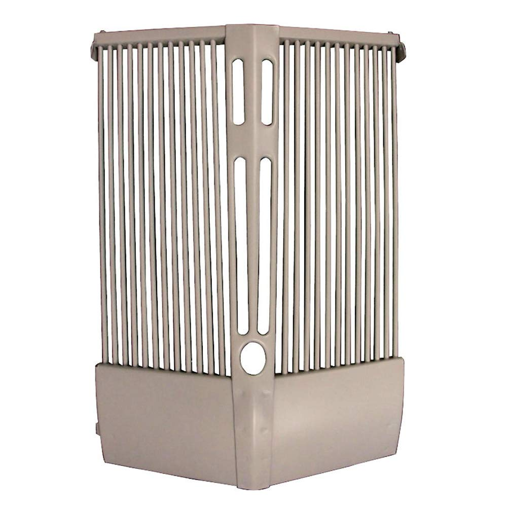 8N8204 One New Front Radiator Grill (Restoration Quality) Made to Fit Ford 2N 8N and 9N Tractors by Stevens Lake