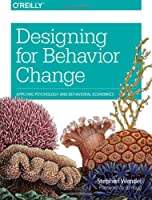 Designing for Behavior Change Front Cover