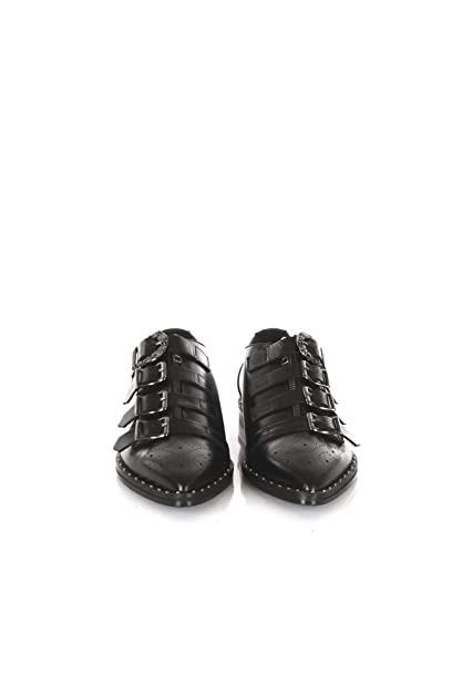 Pinko Scarpa Donna 38 Nero Vialattea Autunno Inverno 2017 18  Amazon.co.uk   Shoes   Bags 33b5747320d