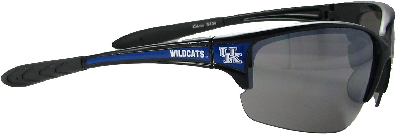 Sports Accessory Store Kentucky Wildcats UK Black Blue Elite Mens Sunglasses S7JT