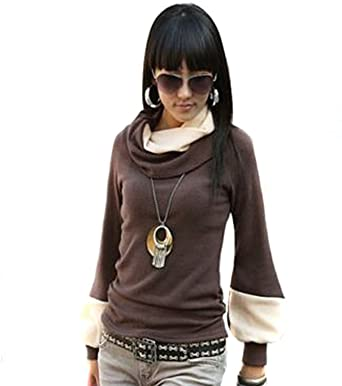 Japan Style von Mississhop Damen Bluse Tunika Longshirt Top