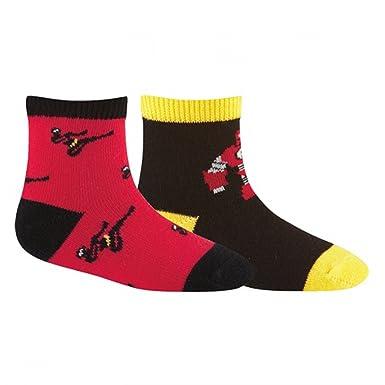Sock It To Me niños calcetines Toddler Twin Pack - Ninja y ...