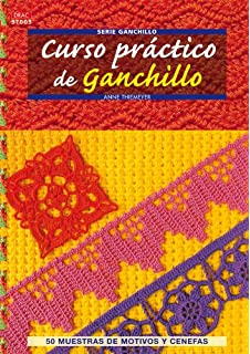 Curso práctico de ganchillo / Crochet Workshop (Crea con patrones; Serie: Ganchillo)
