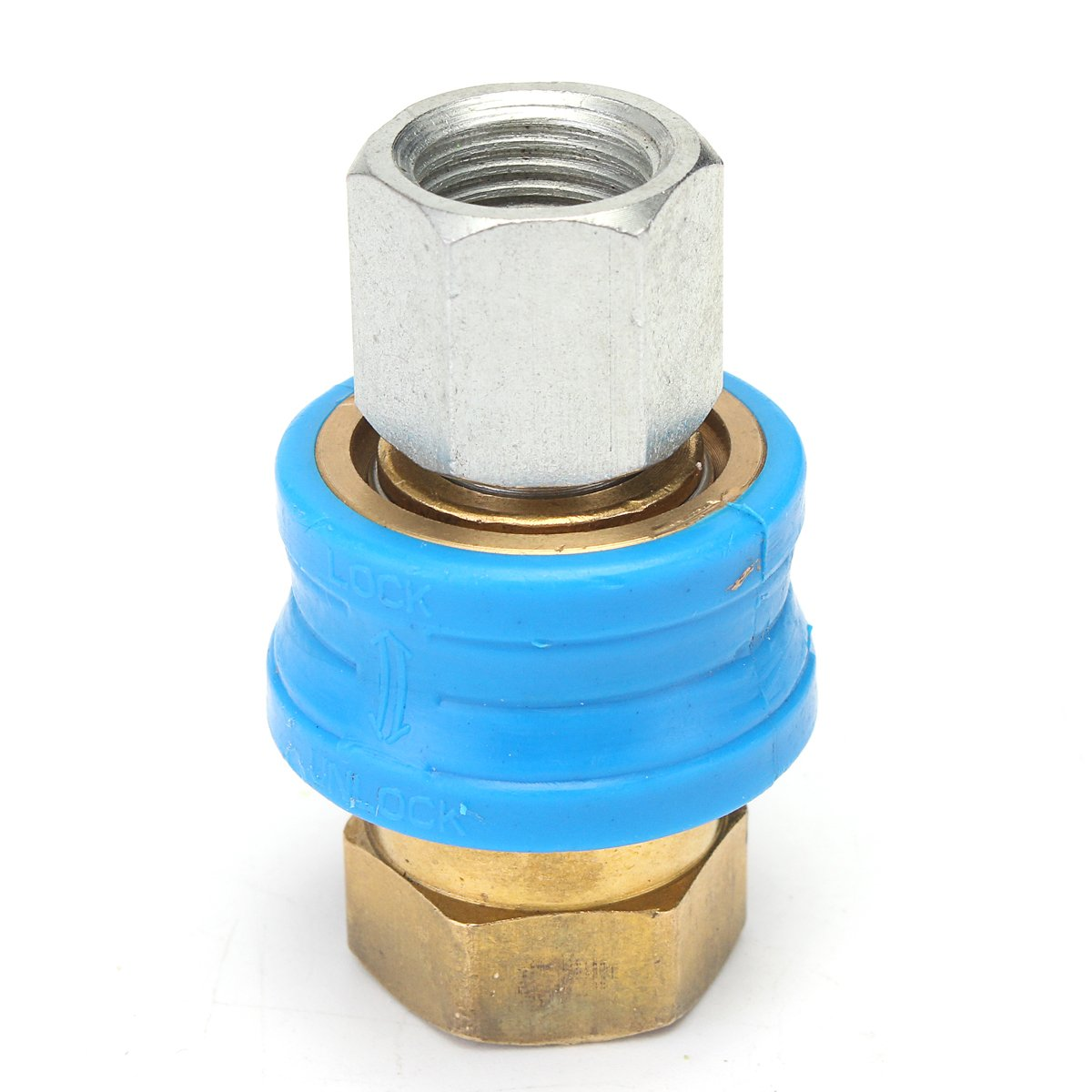 MiguCo Quick Release Compact 1/4F Pressure Washer Couplings by MiguCo