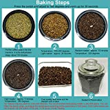 LUEUR Electric Coffee Roaster Machine Coffee Bean