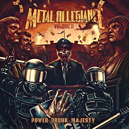 Cassette : Metal Allegiance - Volume Ii: Power Drunk Majesty (Cassette)