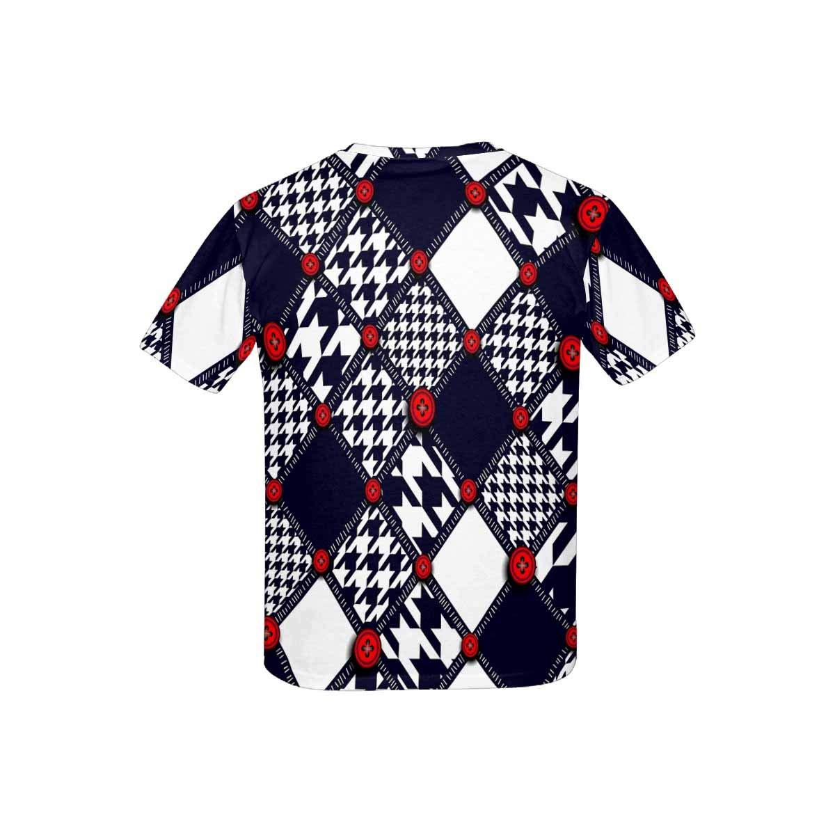 XS-XL INTERESTPRINT T-Shirt in Youth