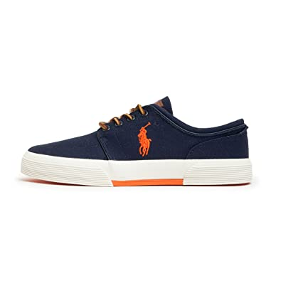 BUTY POLO RALPH LAUREN FAXON LOW A85 Y0247 - 44: Amazon.es ...
