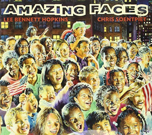 Amazing Faces by Lee & Low Books